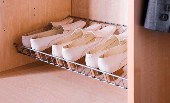 Отделение для хранения обуви