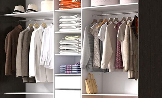 Отделение для верхней одежды