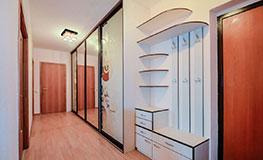 Шкафы-купе в коридор
