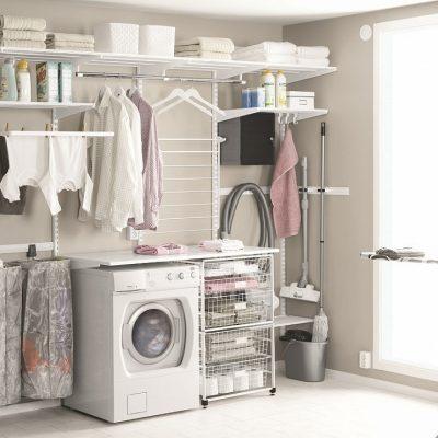 Elfa Utility Laundry